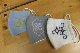 アイヌ 刺繍 図案