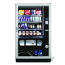 Automatic Products Vending Machine Manual Simple Fas