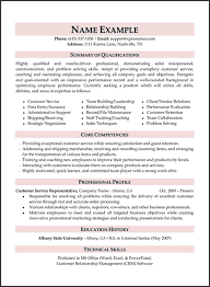 Performance Profile Resumes Resume Samples Types Of Resume Formats Examples Templates