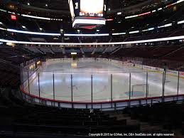 Canadian Tire Centre Detailed Seating Chart Canadian Tire Centre View From Section 102 Vivid Seats