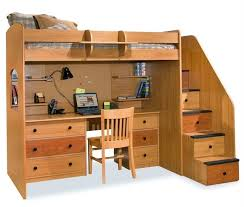loft bed with desk and stairs 25 awesome bunk beds desks perfect for kids