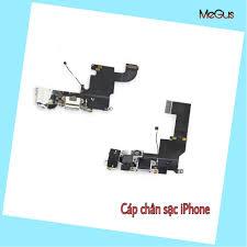 Cụm bo cáp chân sạc + mic + chân tai nghe iPhone các dòng zin bóc máy tốt  giá rẻ