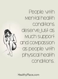 Mental Health Quotes Fascinating Quotes On Mental Illness Stigma HealthyPlace