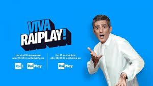 Viva Rai Play', anticipazioni mercoledì 13 novembre: Fiorello in onda solo  in streaming