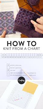 How To Read Knitting Patterns Unique Design Ideas
