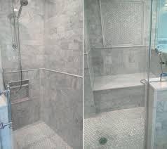carrara tile bathroom. Why Buy Marble From Carrara Tiles Subway Tile Bathroom Shower With Carrera