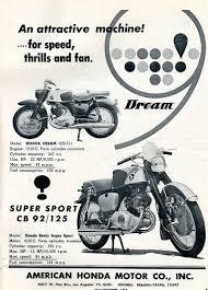 vintage honda motorcycle ads. vintage honda ad vintage honda motorcycle ads t