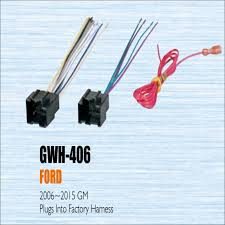 ford aftermarket radio promotion shop for promotional ford Ford Aftermarket Wiring Harness plugs into factory harness for ford 2006~2013 gm radio power wire adapter aftermarket stereo cable male din to iso ford aftermarket radio wiring harness