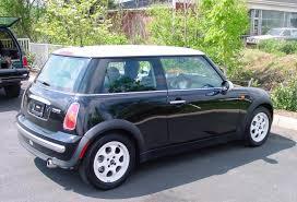 2002 mini cooper coupe