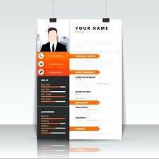 Free Profile Templates Gorgeous Personal Profile Template Free Download Word Design Templates Resume