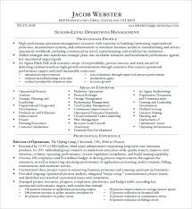 Executive Format Resume Twnctry