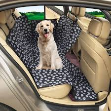 matcc dog car seat cover back seat cover waterproof scratch proof nonslip pet car seat protector dog travel hammock rear seat protector universal size