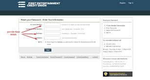 First Entertainment Credit Union First Entertainment Credit Union Online Banking Login