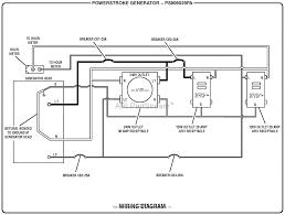 homelite ps906025pa powerstroke 6 000 watt generator parts diagram zoom