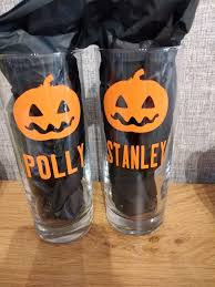 The Crafty Owl - Last call for Halloween glasses. Will be... | Facebook