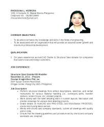 Sample Resume Pdf Stunning Sample Resume Pdf Format Format Of Resume Sample Resume Format For