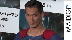 槙野智章選手の七三ヘアが固いヘディングでも崩れないと実践映画バットマンvsスーパーマン ジャスティスの誕生イベント2
