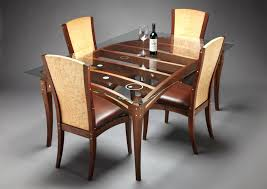 round glass dining table wood base glass dining table with wood base awesome dining room a