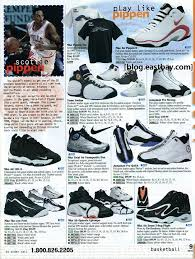 Eastbay Size Chart Eastbay Memory Lane Play Like Pippen Nike Air Pippen Ii