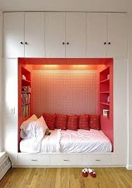 bedroom designs small spaces. Bed Nook Bedroom Designs Small Spaces