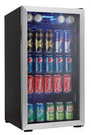 danby 120 can capacity 355ml beverage center dbc120cbls