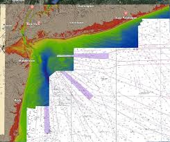 3d New York New Jersey Offshore Strikelines Fishing Charts