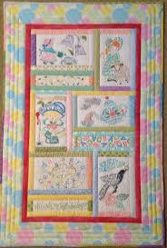 751 best BABY QUILTS images on Pinterest | Baby quilts, Children's ... & I LOVE this quilt! This is my girl version · Children's QuiltsBaby QuiltsAnita  GoodesignEmbroidered ... Adamdwight.com
