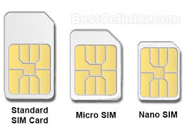 Usually you don't have to worry much about what size sim fits in your phone since most carriers will send you a triple cut sim, which includes all 3 sim sizes. Are All Sim Cards The Same Size Quora