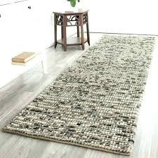 washable carpet runners kitchen washable braided rug runners