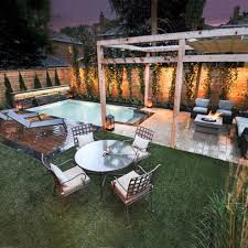 Designer Backyards Decoration
