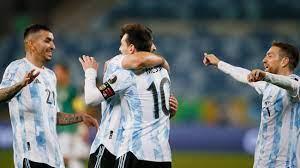 ميسي يقود الأرجنتين لفوز كبير على بوليفيا - ملخص وأهداف مباراة بوليفيا  والأرجنتين