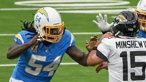 Steelers' new linebacker Melvin Ingram ...
