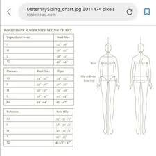 Rosie Pope Size Chart Rosie Pope Nursing Shaping Tummy Control Tank Top Nwt