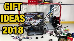 best gift ideas under and over 50 for any hockey player 2018