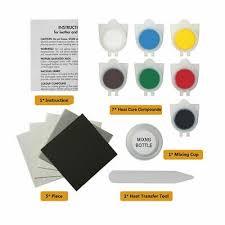 leather repair kit filler vinyl diy car