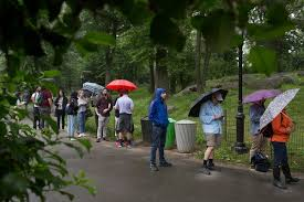 Delacorte Theater In Central Park Seating Chart For Hercules Seats Public Works Goes Digital The New