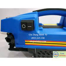 Máy rửa xe Suwon J18 - 1800W - Motor cảm ứng từ - Máy xịt rửa và phụ kiện  Nhãn hàng No brand