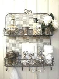 36 inch shelf unit lovely shabby chic vintage metal wall shelf unit rack hooks storage