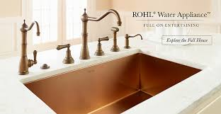 modern wonderful rohl kitchen faucet rohl faucets more vintage tub