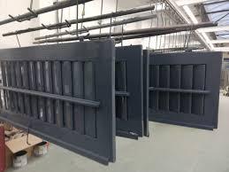 Spritzwerk Für Fensterläden Türen Und Möbel Neue Dimension