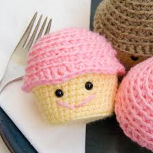 Crochet Cupcake Pattern Stunning Amigurumi Crochet Cupcake Knitting Patterns And Crochet Patterns