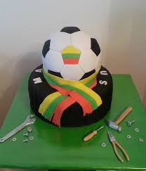 Top Soccer Cakes CakeCentral
