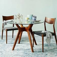 glass dining round table 15