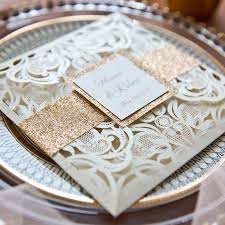 Elegant Invitation Cards Affordable Wedding Invitations With Response Cards At