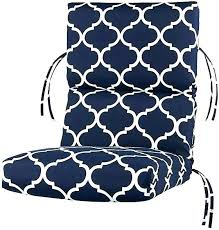 patio furniture cushions patio chair outdoor chair cushions attractive high back patio chair cushions with