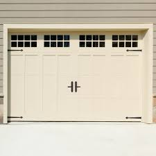 accent your garage door with decorative magnetic garage door accents simply place magnetic hardware on your garage door to install
