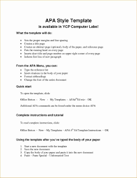 Apa Style 6th Edition Sample Paper Apa Style 6th Edition Example Apa Format Assignment Sample Koni