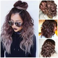 New Hair Color Ideas Trends For