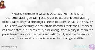 What Is Quote Amazing Michael R Emlet Quote About Books Bible Lead Relationships