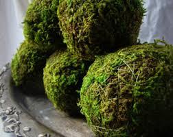 Decorative Moss Balls Wedding Decorations Moss Balls Kissing Balls Faux Moss and 22
